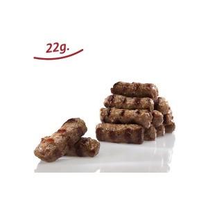 Κεμπαπάκια Προψημένα  Κατεψυγμένο  22 gr (136 τεμάχια-3 Kg κιβώτιο)
