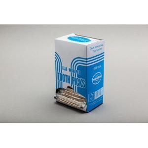 Οδοντογλυφίδες Συσκευασμένες (1000 τεμάχια στο πακέτο)