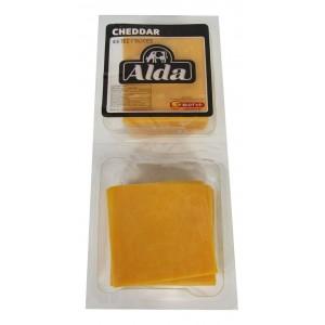 """Τυρί Τσένταρ """"Alda"""" Φέτες (800 gr τεμάχιο περίπου/10 τεμάχια στο κιβώτιο)"""