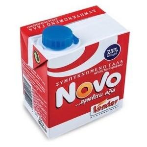 """Γάλα Εβαπορέ """"Novo"""" (500 gr τεμάχιο/12 τεμάχια στο κιβώτιο)"""