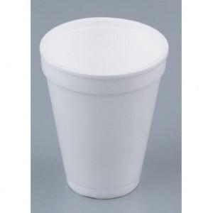 Ποτήρι Foam 237 ml & 8oz (25 τεμάχια στο πακέτο/50 τεμάχια στο κιβώτιο)