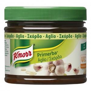 "Primerba Πάστα Σκόρδο ""Knorr"" (340 gr τεμάχιο/2 τεμάχια στο κιβώτιο)"