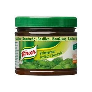 "Primerba Πάστα Βασιλικού ""Knorr"" (340 gr τεμάχιο/2 τεμάχια στο κιβώτιο)"
