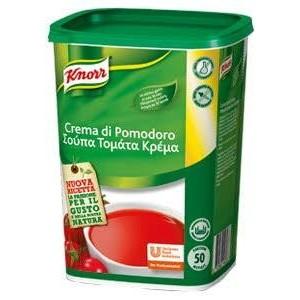 """Σούπα Τομάτα κρέμα """"Knorr"""" (1 kg τεμάχιο/6 τεμάχια στο κιβώτιο)"""