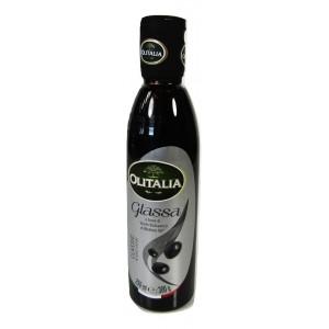 Κρέμα Ξύδι Balsamico Olitalia Γλάσσο (250 ml τεμάχιο/6 τεμάχια στο κιβώτιο)