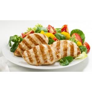 Κοτόπουλα Φιλετάκια Ψημένα 35-40 gr (1 Kg τεμάχιο/6 Kg κιβώτιο)