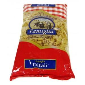 """Μακαρόνια Κοφτά """"Famiglia"""" (500 gr τεμάχιο/ 24 τεμάχια στο κιβώτιο)"""