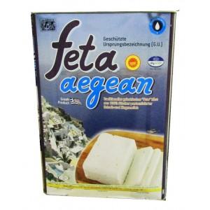 """Φέτα """"Aegean"""" (7,5 Kg τεμάχιο περίπου)"""