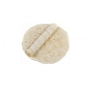 """Πίτα Τορτίγια Σίτου 25 εκ. 50 gr """"Select"""" (6 τεμάχια το πακέτο/ 108 τεμάχια το κιβώτιο)"""