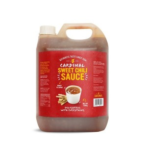 Cardinal chili sauce sweet (5,500 gr τεμάχιο/ 4 τεμάχια στο κιβώτιο)