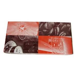 Χάρτινος Δίσκος 2 Θέσεων (50 τεμάχια στο κιβώτιο)