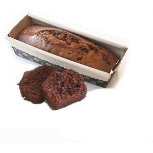 Κέικ Σοκολάτας & Κομμάτια Σοκολάτας 500 gr (12 τεμάχια στο κιβώτιο)