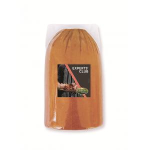 Γαλοπούλα ρολό Κρήτης Φ105 καπνιστή σε μπαστουνι (1,500 Kg τεμάχιο περίπου/ 14,500 Kg κιβώτιο περίπο)