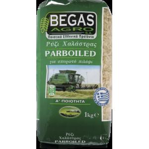 Ρύζι Bella Barboiled Εγχώριο (1 Kg τεμάχιο/12 τεμάχια στο κιβώτιο)