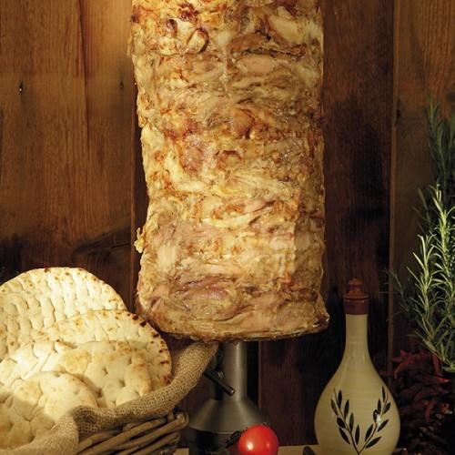 """Γύρος Χοιρινός Premium Πανσέτα/Μπούτι 70/30 Κατεψυγμένος """"Μακεδονίας"""" (10 Kg τεμάχιο)"""