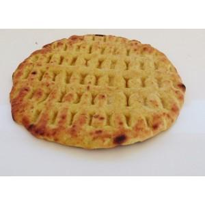 """Πίτα Καλαμποκιού 17 εκ. """"Πασσιάς"""" (8 τεμάχια στο πακέτο/ 64 τεμάχια στο κιβώτιο)"""