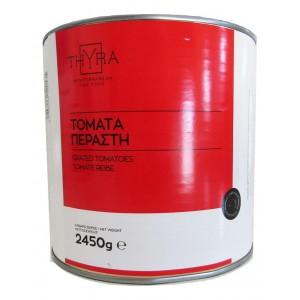 """Τομάτα Περαστή """"Thyra"""" Μαγειρεμένη (3 Kg τεμάχιο-2,450 Kg καθαρό βάρος/6 τεμάχια στο κιβώτιο)"""