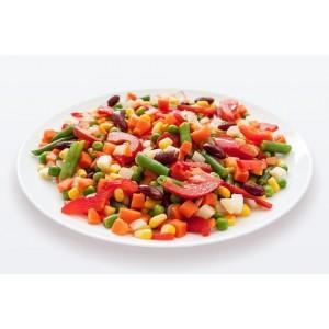 Ανάμεικτα Λαχανικά 5 Είδη Κατεψυγμένα 10 Kg