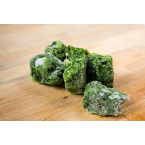 Σπανάκι Φύλλο Μερίδα 40 gr  Κατεψυγμένο (10 Kg κιβώτιο)