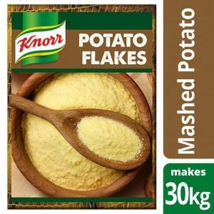 """Πουρές Νιφάδες Πατάτας """"Knorr"""" 4Kg"""