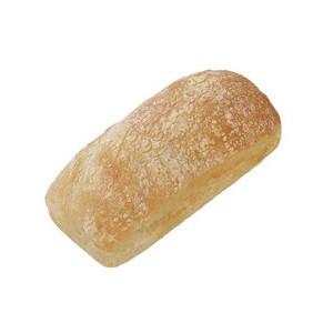 Ψωμί Τσιαπάτα 21 εκ. 140 gr (30 τεμάχια στο κιβώτιο)