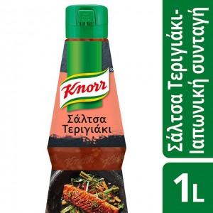 """Σάλτσα Τεριγιάκι """"Knorr"""" (1,23 lt τεμάχιο/6 τεμάχια στο κιβώτιο)"""