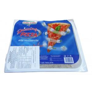 Μοτσαρέλα  (Τύπου) Ιταλίας Dressing Pizza Τριμμένη Κατεψυγμένη (3 Kg τεμάχιο/4 τεμάχια στο κιβώτιο)