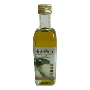 Ελαιόλαδο Εξαιρετικό Παρθένο Γυάλινο για Τραπέζι 60 ml (36 τεμάχια στο κιβώτιο)