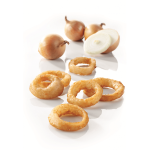 Κρεμμύδι Πανέ Onion Ring (1 Kg τεμάχιο/10 τεμάχια στο κιβώτιο)