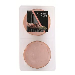 """Γαλοπούλα καπνιστή φέτες """"Creta Farms"""" (0.800 gr τεμάχιο περίπου/17 Kg κιβώτιο περίπου)"""