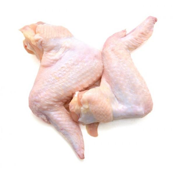 Κοτόπουλο Φτερούγες Κατεψυγμένες (5 Kg κιβώτιο περίπου)
