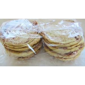 Πίτα Χωριάτικη (Κίτρινη) 17 εκ. (20 τεμάχια το πακέτο/120 τεμάχια στο κιβώτιο)