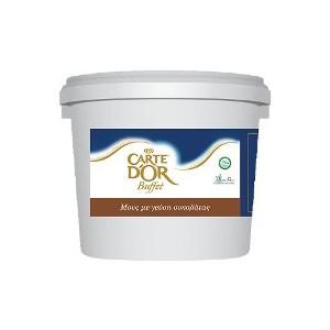"""Μίγμα Μους με Γεύση Σοκολάτα """"Carte d'or"""" 5 kg"""