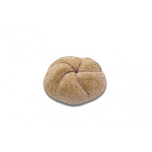 Ψωμί Κουβέρ Αρώνια Καρύδι προψημένο 40 gr (60 τεμάχια στο κιβώτιο)