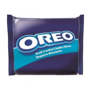 """Μπισκότα Τρίμμα Συσκευασμένο """"Oreo"""" (400 gr τεμάχιο/12 τεμάχια στο κιβώτιο)"""