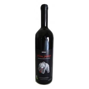 """Κρασί Κόκκινο Ξηρό Φιάλη """"Βιολογικό"""" (0,750 Lt τεμάχιο/6 τεμάχια στο κιβώτιο)"""