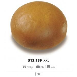 Ψωμί Royal Burger Brioche XXL Προψημένο 120 gr (24 τεμάχια στο κιβώτιο)