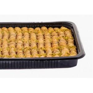Σαραγλάκι Μπουκίτσα Σιροπιαστό (64 τεμάχια στο κιβώτιο περίπου-2,5 Kg περίπου)