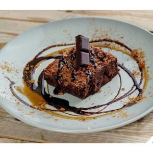 Σοκολατόπιτα Ταψί 130 gr (15 τεμάχια στο κιβώτιο)