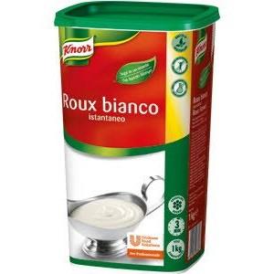 """Ρουξ Λευκό """"Knorr"""" (1 kg τεμάχιο/3 τεμάχια στο κιβώτιο)"""