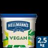 """Μαγιονέζα Vegan """"Hellmann's"""" 2.5 Kg"""