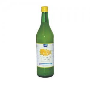 Φυσικός Χυμός Λεμονιού 100% (1000 ml τεμάχιο/6 τεμάχια στο κιβώτιο)