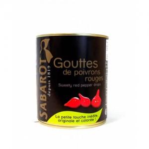 Δάκρυ Κόκκινης Γλυκιάς Πιπεριάς (0,793 gr τεμάχιο/6 τεμάχια στο κιβώτιο)
