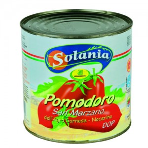 Τομάτα San Marzano (2,550 Kg τεμάχιο/6 τεμάχια στο κιβώτιο)