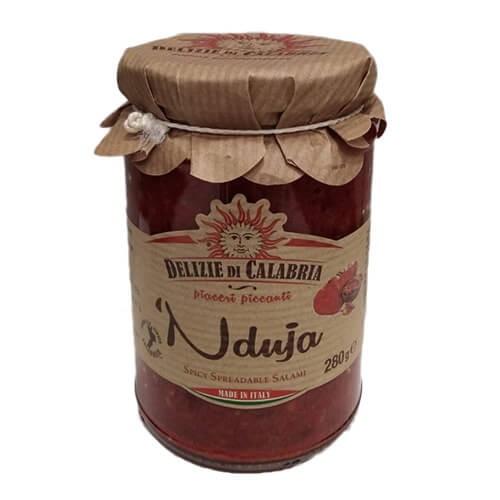 Σάλτσα Nduja (280 gr τεμάχιο/6 τεμάχια στο κιβώτιο)