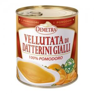 Τομάτα Κίτρινη Passata (0,800 gr τεμάχιο/6 τεμάχια στο κιβώτιο)