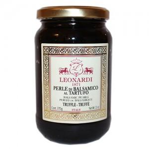Πέρλες απο Aceto Balsamico Di Modena με Άρωμα Τρούφας (0,370 gr τεμάχιο/2 τεμάχια στο κιβώτιο)
