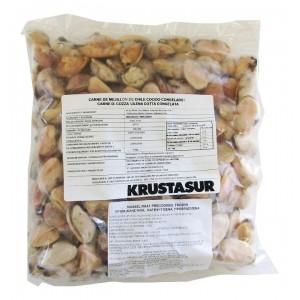 Μύδια Ψίχα 100/200 IQF (1 Kg τεμάχιο/5 τεμάχια στα κιβώτιο)