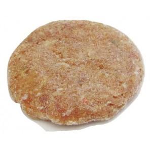 """Κοτόπουλο Μπιφτέκι Κατεψυγμένo 140 gr/τεμάχιο  """"Sreet Food""""  (35 τεμάχια περίπου-5 Kg το κιβώτιο)"""