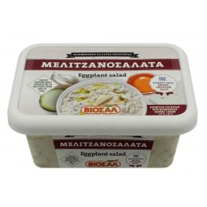 """Μελιτζανοσαλάτα """"Βιοσάλ"""" (400 gr τεμάχιο/8 τεμάχια στο κιβώτιο)"""